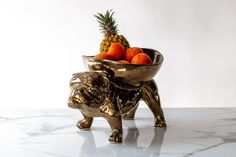 As the name implies, our Brutus Bowl is large and in charge! Use this versatile piece to proudly display your fruits and veggies. A dog lover's dream bowl! Ceramic Butter Dish, White Ceramic Planter, Vintage Cutlery, Ceramic Tableware, Blue Plates, Serving Platters, Fruits And Veggies, Scented Candles, Dog Bowls