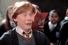 Rupert Grint: Harry Potter et la chambre des secrets (13 ans)