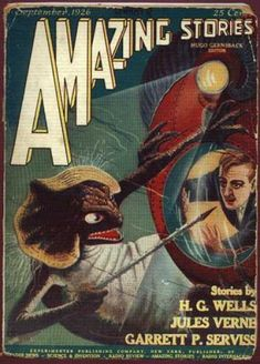 Amazing Stories September 1926