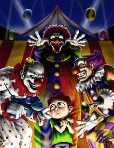 174 Best Clowns Images Artistic Make Up Clowns Masks