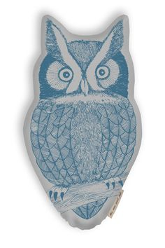 $20 Rise and Fall Owl Face Pillow - Only on JackThreads: http://www.jackthreads.com/invite/tobytoby7