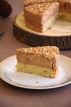 Gâteau nuage praliné – Maman Pâtisse You are in the right place about pastry decoration Here we offer you the most beautiful pictures about the pastry Sweet Recipes, Cake Recipes, Dessert Recipes, Cloud Cake, Low Calorie Desserts, Fancy Desserts, Food Cakes, Savoury Cake, Coffee Recipes