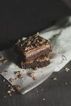Brownie s Mascarpone Sponge Cake, Oreos, Brownies, Cheesecake, Food And Drink, Recipes, Gallery, Image, Basket