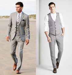 327a9fba7e851 5 Classic Suits That Will Never Go Out of Style. Robert s · Trajes De Boda  Para Hombres