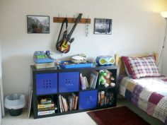 11 Year Old Bedroom Ideas es man space, i designed this space for my 11 year-old son in the