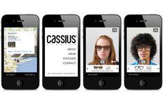 Cassius® App featured at SlamXHype. Iphone App, Eyewear, Product Launch, Technology, Tech, Eyeglasses, General Eyewear, Tecnologia, Sunglasses