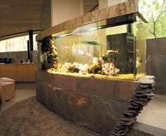 Home Aquarium Ideas: The Aquarium Buyers Guide Residential