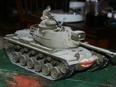 """M-49 """"General Patton """" Vietnam"""