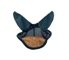 I need this. Now. This is the HKM Lauria Garrelli Champagne Ear Bonnet