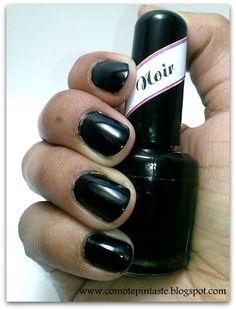 3 ideas para usar la colección Luminiscentes de Dulce Diallo  #nails #uñas #comotepintaste #esmaltes #polish #terminados #reviews #luminiscentes #vitral #dulcediallo #swatches #negro #black