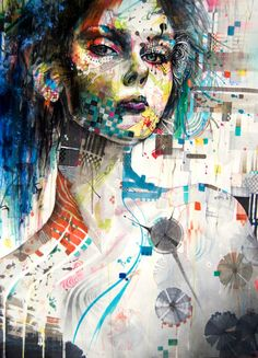 Incredible Hand Drawn Illustrations by Minjae Lee