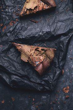 Kraina Sosny: czekoladowy mazurek z miętą