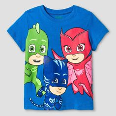 Toddler Boys' PJ Masks T-Shirt