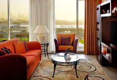 Dubai City Furnished Apartments By Georgia Dervisi  The fad of leasing luxurious, fully equipped, ready-to-move-in houses is on an upswing especially in Dubai.