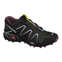 SALOMON Speedcross 3 GTX Ladies Trail Running Shoes (L35647600) #Salomon #RunningShoes