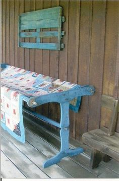 Love this Quilting Frame !!
