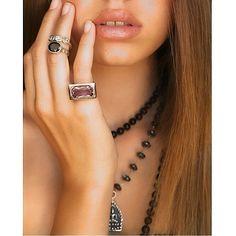 Rings @ www.acompton.com Spiritual Jewelry, Fine Jewelry, Rings, Fashion, Fashion Styles, Ring, Fashion Illustrations, Trendy Fashion, Jewelry Rings