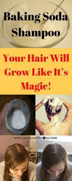 Baking soda, as we all know, has a lot of health and beauty benefits. In fact, this amazing ingredient can help you look your best and feel healthy from head to toe. In this article, you can find a natural recipe for healthy and shiny hair, and your hair will grow like it's magic.