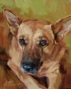 9 Lessons I've Learned From Oil Painting Dog - Oil Painting Dog Artwork, Oil Painting Techniques, Painting Videos, Oil Portrait, Dog Memorial, Pet Memorials, Dog Portraits, Drawing, Animal Paintings