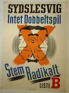 Sydslesvig - Stem Radikalt
