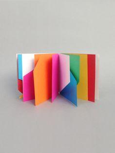 Libro Illeggibile by Bruno Munari - Moon Picnic Color Theory Books, Portfolio Book, Visual Diary, Italian Artist, Book Projects, Handmade Books, Little Books, Graphic Design Typography, Book Making