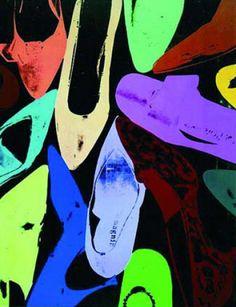 Diamond Dust Shoes - Andy Warhol