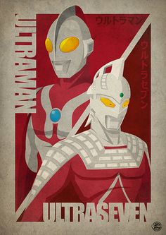 G-SUS ART - ULTRAMAN / ULTRASEVEN by neounicron on DeviantArt