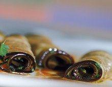 Involtini di melanzane e tonno | Ricette con le #melanzane