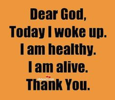 Everyday is a blessing!