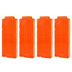 Bullet Clip, Peleustech Soft Bullet Clips 12 Bullets Dart Gun Clips Magazine Clip For Nerf Toy Dart Gun - Orange: Specifications:/bbr/br/.Product Size: Weight: x Bullet Clipbr/br/ Nerf Snipers, Power Rangers Figures, Nerf Accessories, Nerf Games, Army Men Toys, Ryan Toys, Nerf Mod, Mini Trucks, Baby Bottles