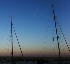 Moon over Primavera Sound - 153/366