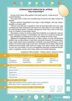 Szövegértést fejlesztő gyakorlatok 3.o. Printables, Education, School, Print Templates, Onderwijs, Learning