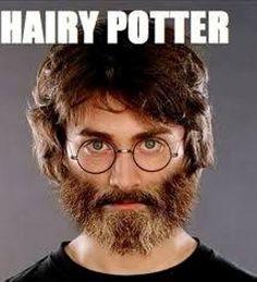 Hairy Potter!