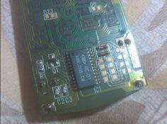 訊息中附加的相片  印刷PC電路板