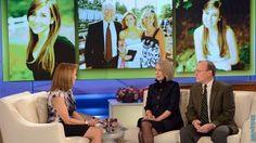 """Lauren Astley Parents on Katie Couric's show """"Katie"""""""