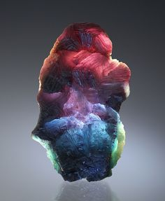 Stunning backlight Fluorite from Weisseck, Austria