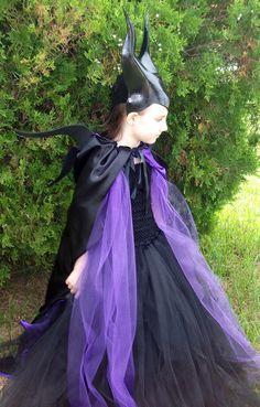 Maleficent Sleeping Beauty Villian by GlitterprincessGalor on Etsy, $35.00