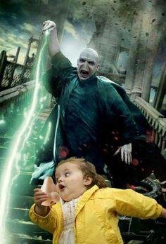 LOL! Harry potter