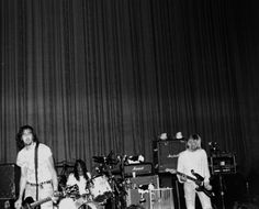 June 17th, 1991 - Nirvana rocks the Crest Theatre in Sacramento,...