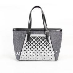 Aliexpress.com : Buy 2087 felt fashion handbag new design women shoulder bag from Reliable women handbag suppliers on  2087 felt bag $75.00