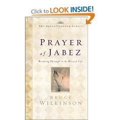 great book about asking God for the blessings he has for you so that you don't miss out