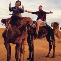Riding through the Sahara desert  #morocco #marrakesh #fes #chefchaouen #assilah #sahara #desert #camel #tour #travel #north #africa #traveller #instatravel #explore #wanderlust #adventure #traveltheworld #travelblog #triplookers #worlderlust