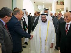 Sultan dedicates scientific manuscripts to Sharjah Foundation | GulfNews.com