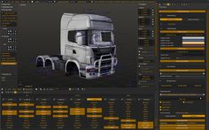 SCS Tools: for Building / Modding European Truck Simulator and other SCS Games