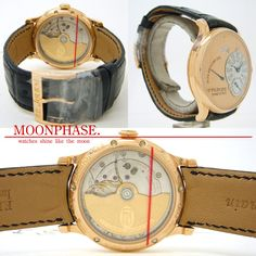 F.P.JOURNE OCTA Reserved Marche 18KRG