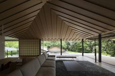 Water/Cherry | kengo kuma and associates