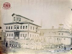 Sivas/Sepasdia: An Armenian school and a church