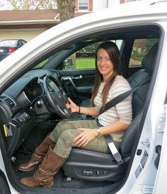 Driving in Style with the 2014 Kia Sorento SX Limited