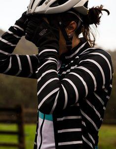 JAGGAD | Women's Long Tall Stripe Jersey