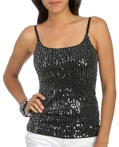 Discover the newest & hottest styles in women's fashion. From bodycon dresses to blouses, Wet Seal has what you're looking for in every style for any occasion. Sequin Tank Tops, Wet Seal, Crochet Top, Sequins, Bodycon Dress, Clothes For Women, Womens Fashion, Dresses, Style